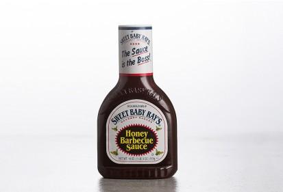 רוטב ברביקיו בטעם מעושן בתוספת דבש