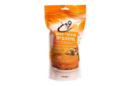 פירורי לחם מוזהבים - פרג